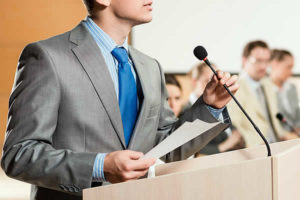 Extempore Skills in personality development classes