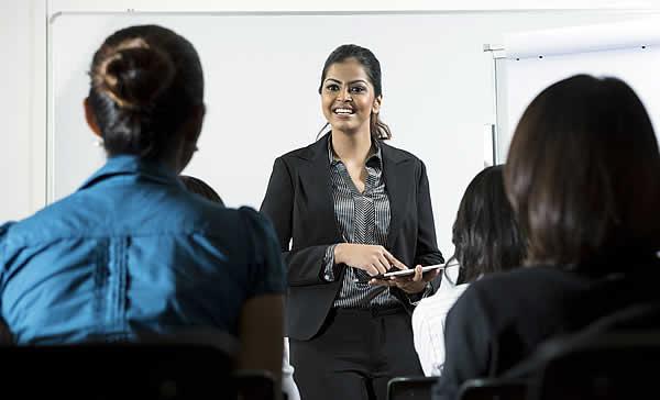 Presentation skill - personality development classes